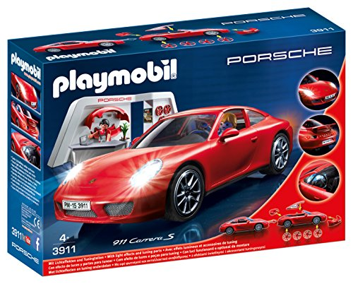 Playmobil-3911-Porsche-911-Carrera-S-with-Lights-and-Showroom-0