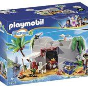 Playmobil-4797-Super-4-Gunpowder-Island-Hideout-0-1