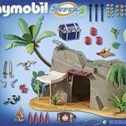Playmobil-4797-Super-4-Gunpowder-Island-Hideout-0-2