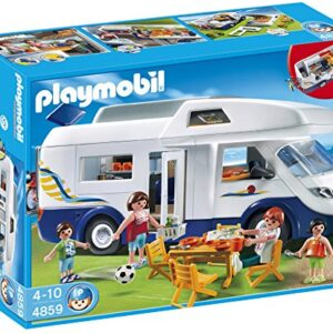 Playmobil-4859-Summer-Fun-Family-Camper-0