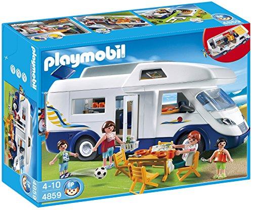 Playmobil-4859-Summer-Fun-Family-Camper-0