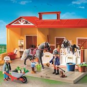 Playmobil-5348-Country-Pony-Farm-Take-Along-Horse-Stable-0-0