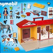 Playmobil-5348-Country-Pony-Farm-Take-Along-Horse-Stable-0-1