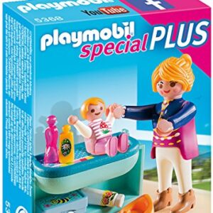 Playmobil-5368-Specials-Plus-Mother-and-Child-Toy-with-Changing-Table-0