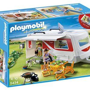 Playmobil-5434-Summer-Fun-Family-Caravan-0