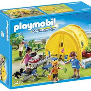 Playmobil-5435-Summer-Fun-Family-with-Camping-Tent-0