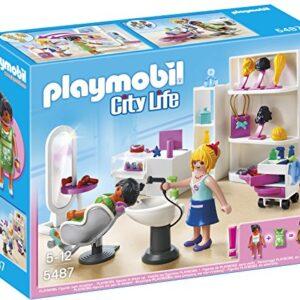 Playmobil-5487-City-Life-Shopping-Centre-Beauty-Salon-0
