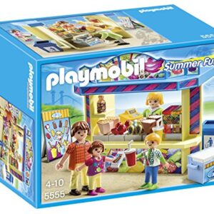 Playmobil-5555-Summer-Fun-Amusement-Park-Sweet-Shop-0