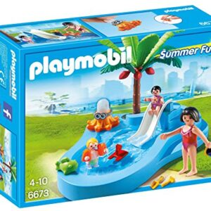 Playmobil-6673-Summer-Fun-Baby-Pool-with-Slide-0