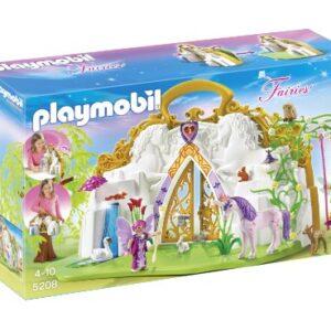 Playmobil-Fairies-5208-Take-Along-Unicorn-Fairy-Land-0