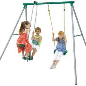 Plum-Helios-II-Outdoor-Play-Metal-Garden-Swing-Set-0