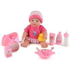 Baby-Snuggles-Deluxe-30cm-Doll-with-10-Accessories-0