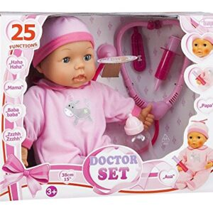 Bayer-Design-Interactive-Doctor-Baby-Doll-Set-with-Medical-Kit-0