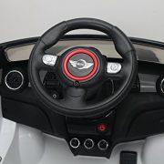 Electric-Ride-On-Toy-Car-MINI-COOPER-remote-control-White-Original-license-0-5