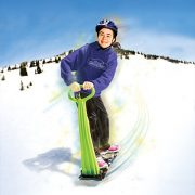 Geospace-Ski-Skooter-Fold-Up-Snowboard-Kick-Scooter-For-Use-On-Snow-Grass-Assorted-Colors-Snow-Sledge-0-2