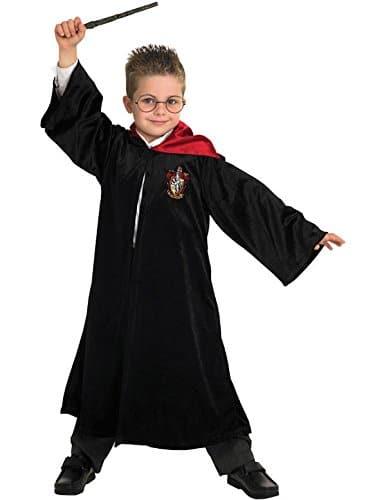 Harry-Potter-Deluxe-School-Robe-Childrens-Fancy-Dress-Costume-0