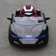 KalCo-Audi-Style-12v-Ride-On-Car-Opening-doors-Working-Lights-Unique-Exclusive-Model-2015-Model-Twin-Motor-12v-Two-Speed-With-Parental-Remote-Control-Black-12v-0-2