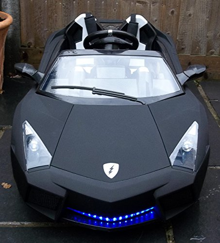 Kids 2 Seater Lamborghini Style Sports Car with Remote