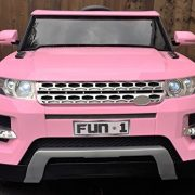 Kids-Range-Rover-HSE-Sport-Style-12v-Electric-Battery-Ride-on-Car-Jeep-Pink-New-Model-0-3