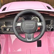Kids-Range-Rover-HSE-Sport-Style-12v-Electric-Battery-Ride-on-Car-Jeep-Pink-New-Model-0-5