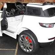 Kids-Range-Rover-HSE-Sport-Style-12v-Electric-Battery-Ride-on-Car-Jeep-White-0-3