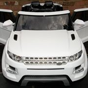 Kids-Range-Rover-HSE-Sport-Style-12v-Electric-Battery-Ride-on-Car-Jeep-White-0-4