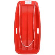 Large-Red-Plastic-Speed-Sledge-dune-Rider-with-rope-Toboggan-0-0