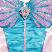 Officially-licensed-Disney-Ariel-the-Little-Mermaid-fancy-dress-Girls-Book-Week-Costume-with-Red-Wig-and-Magic-Brooch-made-by-Disney-Princess-for-TU-Collection-0-0