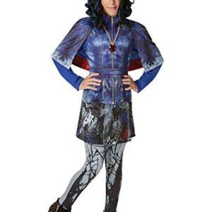 Rubies-Disney-Descendants-Childrens-Evie-Deluxe-Girls-Fancy-Dress-Costume-0