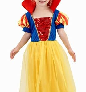 Snow-Princess-Girls-Dress-Up-Costume-2-3-4-0