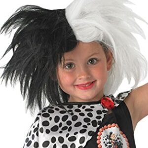 Wig-Cruella-De-Ville-101-Dalmations-Disney-Childrens-Fancy-Dress-0