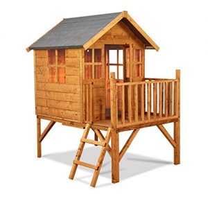 6-x-5-Max-Mad-Dash-Bunny-Tower-Wooden-Playhouse-0
