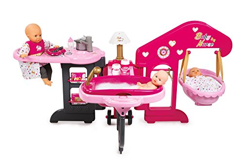 Babys House Baby Nurse Smoby 220318 Super Awesome Toys