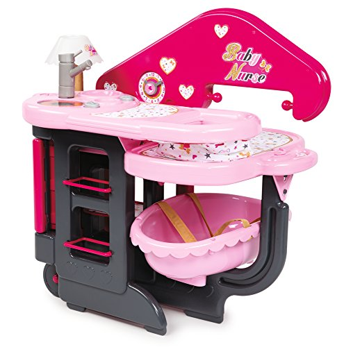 baby 39 s house baby nurse smoby 220318 super awesome toys. Black Bedroom Furniture Sets. Home Design Ideas