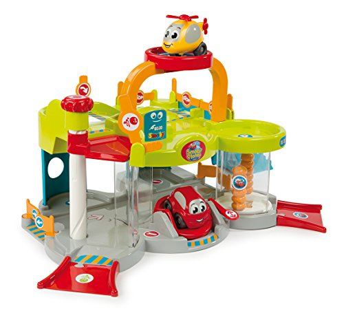 Smoby-120402-Planet-My-First-Garage-Toy-0