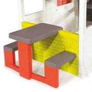 Smoby-320023-Flora-lie-Duplex-House-Toy-0-1