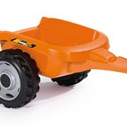 Smoby-710110-Builder-Max-Tractor-Toy-With-Trailer-0-2