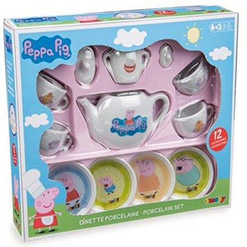 Smoby-7310531-Peppa-Pig-Tea-Set-0