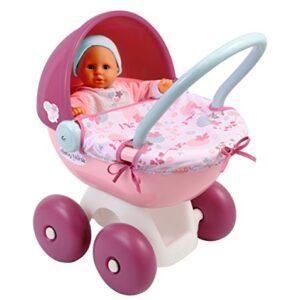 Smoby-Baby-Nurse-pram-24668-Bumper-0