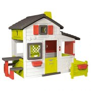 Smoby-Children-Kids-Large-Outdoor-Garden-Play-House-Picnic-Table-Activity-Play-Set-0-0