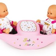 Smoby-Toys-7220315-High-Chair-Baby-Nurse-Twins-0-3