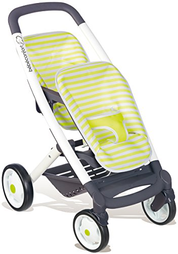 Smoby-Toys-7253294-Bb-Confort-Pushchair-twins-0