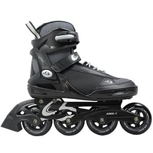 Cox-Swain-Inline-Skates-MOREA-Unisex-Softboot-Abec-7-0