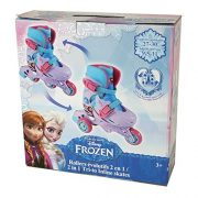DISNEY-Frozen-2-in-1-Evolution-Tri-to-Inline-Roller-Skates-0-2