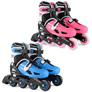 Loch-Boys-or-Girls-Pink-or-Blue-Adjustable-Inline-Skates-0