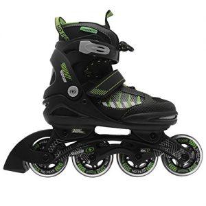 No-Fear-Kids-Children-Boys-Edge-Junior-Inline-Skates-Roller-Blades-4-Wheel-0